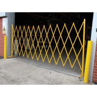 Large Expanding Mobile Safety Barrier SK99014